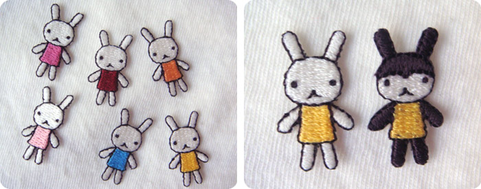 Tiny Applique