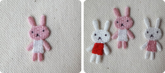 Tiny Applique 2017