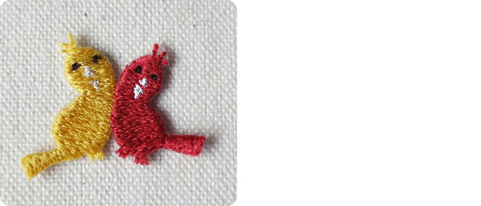 Tiny Applique 2019