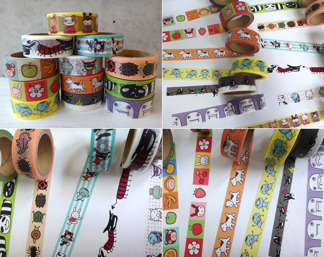 Surprise Masking Tape